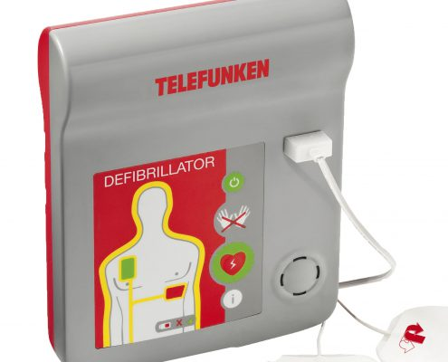Desfibrilador Telefunken