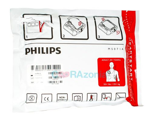 Electrodos Adulto Philips HeartStart HS