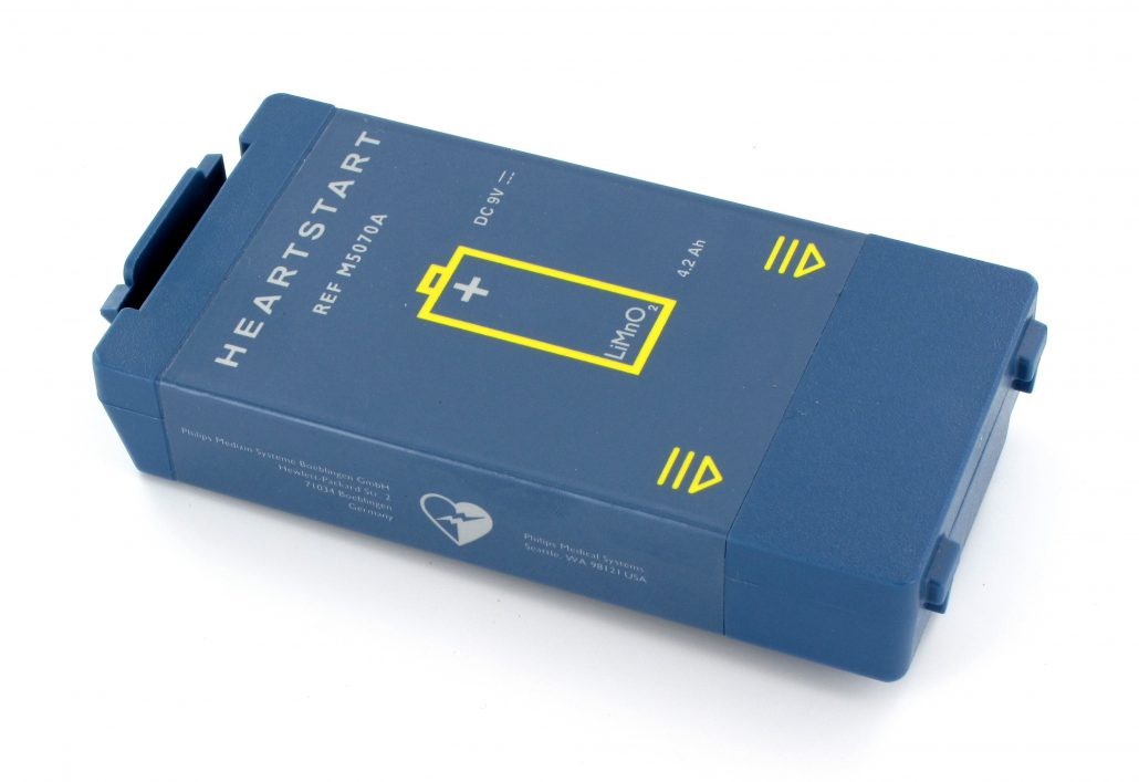 Batería Desfibrilador HS1