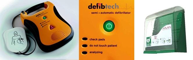 desfibrilador defibtech life line 2800