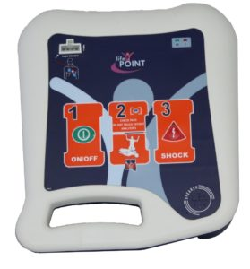 TRAINER LIFE POINT AED PLUS