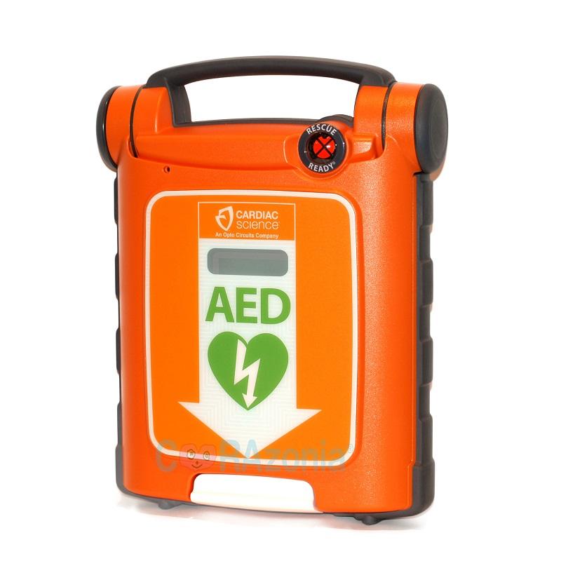 DESFIBRILADOR CARDIAC SCIENCE POWER HEART AED G5