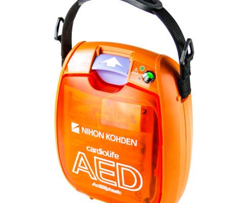 NIHON KHODEN CARDIOLIFE AED 3100